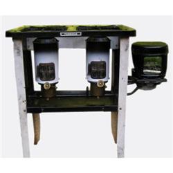 Sm. Kerosene Stove ~ Table/Stand/Storage #2379491