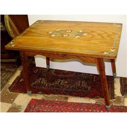 PA Dutch Pennsylvania Childs Table Painted #2379498