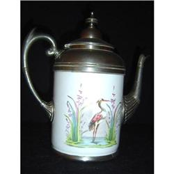 Antique French  Coffee Pot #2379519