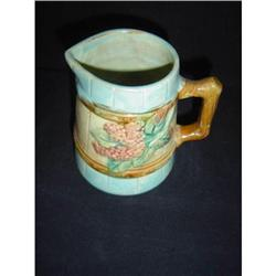 Antique American Majolica Pitcher #2379525
