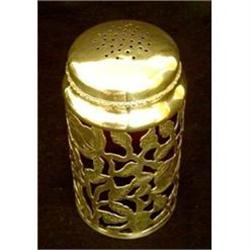 Antique Sugar Shaker Jar With Cover #2379540
