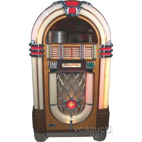 Wurlitzer 1015 Jukebox Plays 78 RPM Records