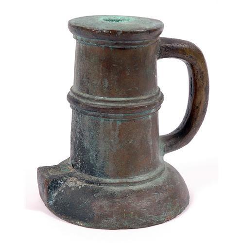 European Thunder Mug Signal Cannon