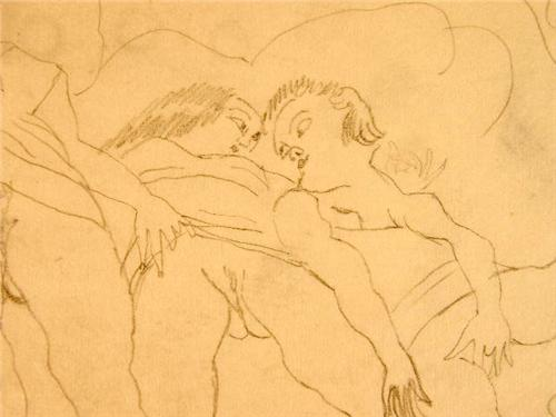 Apologise, gallery erotic pencil drawings think