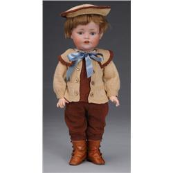 Rare Kestner Character Toddler Doll