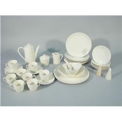 A set of Royal China, Futura shape,