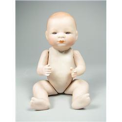 A Bye-Lo Baby, Grace S. Putnam, German bisque porcelain doll