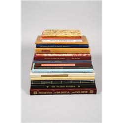 A collection of sixteen limited edition books,