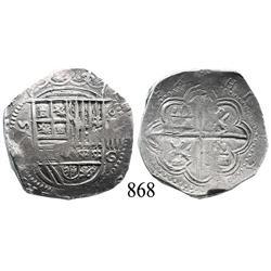 Granada, Spain, cob 4 reales, (159)5F.