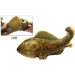 Large jade fish.