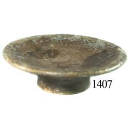 Pre-Columbian  Tonalaware  clay bowl.
