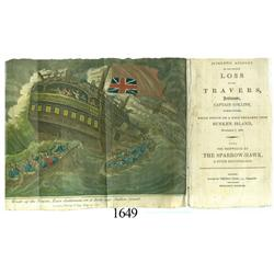 Authentic Account of the Recent Loss of the Travers…Also, the Shipwreck of The Sparrow-Hawk (London,