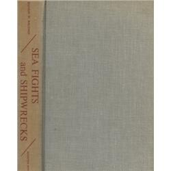 Baldwin, Hanson. Sea Fights and Shipwrecks (1955, HB, F).