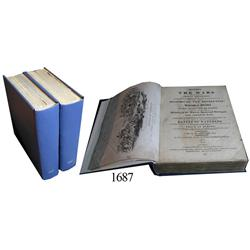 Gifford, C.H. History of the Wars Occasioned by the French Revolution, from the Commencement of Host
