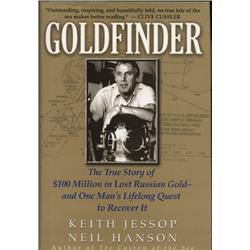 Jessop, Keith and Neil Hanson. Gold Finder (1998, HB/DJ, VF).