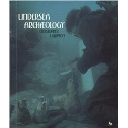 Lampton, Christopher. Undersea Archaeology (1988, HB, VF).