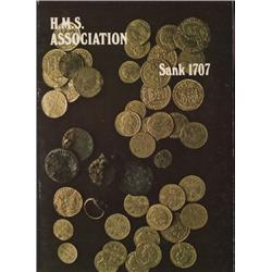 Mace, Mac. H.M.S. Association, Sank 1707:  A Diver's Report (undated [1970s], SC, F).