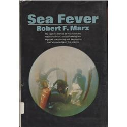 Marx, Robert. Sea Fever (1972, HB/DJ, F, ex-lib).