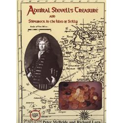 McBride, Peter and Richard Larn. Admiral Shovell's Treasure and Shipwreck in the Isles of Scilly (19