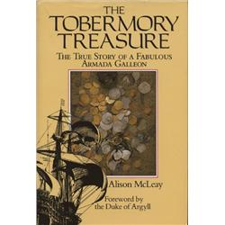 McLeay, Alison. The Tobermory Treasure (1986, HB/DJ, VF).