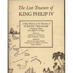 McNickle, Andrew J.S. The Lost Treasure of King Philip IV (undated [1952], SC, F).