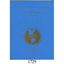 Millás, José Carlos. Hurricanes of the Caribbean and Adjacent Regions, 1492-1800 (1968, HB, VF).