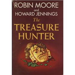 Moore, Robin and Howard Jennings. The Treasure Hunter (1974, HB/DJ, VF).
