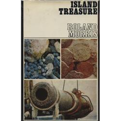 Morris, Roland. Island Treasure (1969, HB/DJ), inscribed by the author.