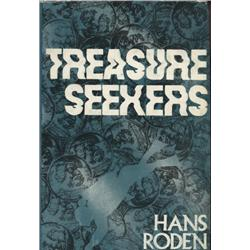 Roden, Hans. Treasure Seekers (1966 translation from German, HB/DJ, F).