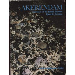 Rønning, Bjørn. Akerendam (1979, HB/DJ, VF).