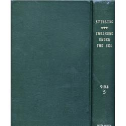 Stirling, N.B. Treasure Under the Sea (1957, HB, F with loose pages, ex-lib).