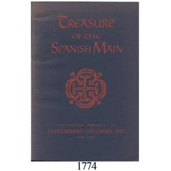 Parke-Bernet Galleries (New York), Treasure of the Spanish Main, February 4, 1967, rare and in deman