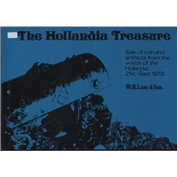 W.H. Lane & Son (Penzance). The Hollandia Treasure, September 21, 1973.
