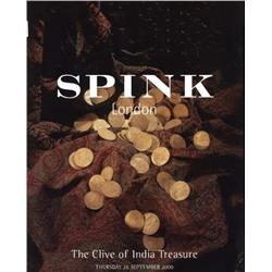 Spink (London), The Clive of India Treasure, September 28, 2000.