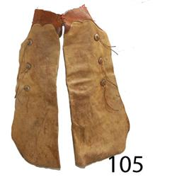PAIR OF CHAPS