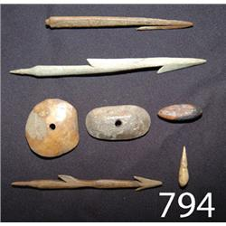 COLLECTION OF ESKIMO ARTIFACTS