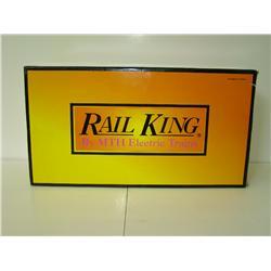 Rail King MIB USRA Mallet Steamer