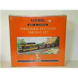 Lionel MIB Virginian Rectifier Train Set