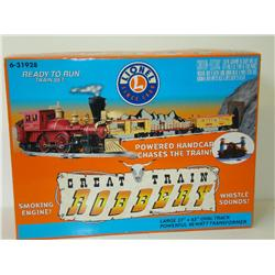 Lionel MIB Great Train Robbery Set