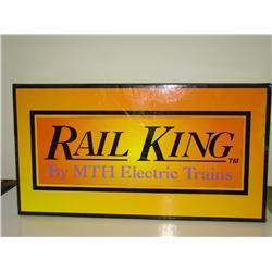 Rail King MIB Union Pacific Challenge