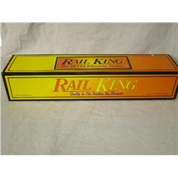Rail King Boxed 0-8-0 Scale Switch Engine