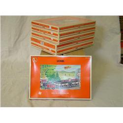 Lot of 6 Lionel Bulding Kits