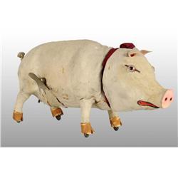 De Camp Clockwork Pig Toy.