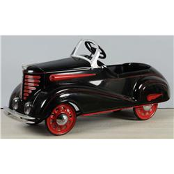 Pressed Steel Steelcraft Streamliner Pedal Car.
