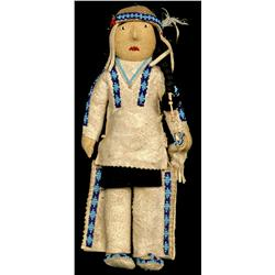 Sioux Male Doll