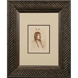 Joseph Sharp, etching