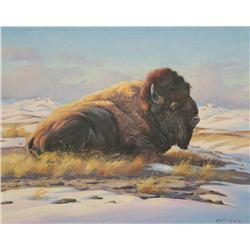 Elmer Sprunger, oil on canvas