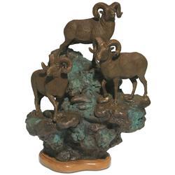 James Regimbal, bronze sculpture