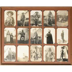 Fifteen Antique Photographs