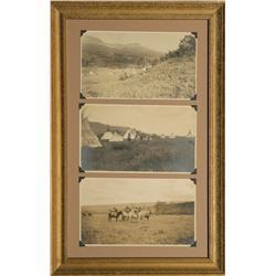 R.E. Marble photographs